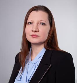Анна Владимировна Скорбова